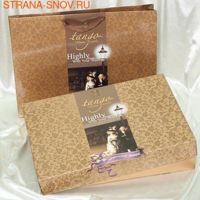 TJ112-17 Tango постельное белье сатин жаккард семейное (фото, вид 1)