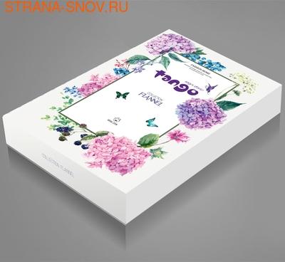 1-MOMAE134 Tango постельное белье хлопок Фланель 1,5-сп (фото, вид 1)