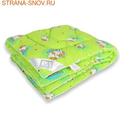 Одеяло детское холфит Светлячок 110х140 (фото, вид 1)
