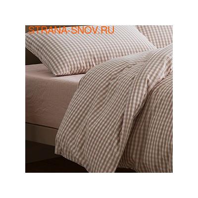 N-03 SailiD постельное белье Сатин Органик Евростандарт (фото, вид 1)