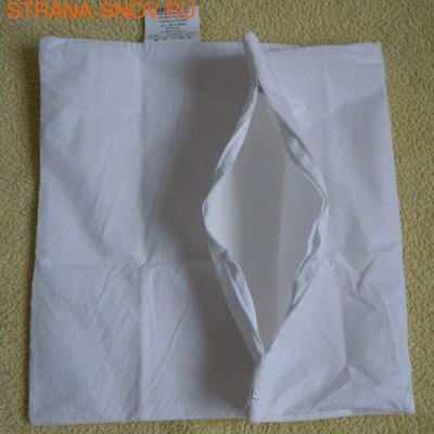 Наволочка махровая влагозащитная АКВАСТОП 50х70 (фото, вид 1)