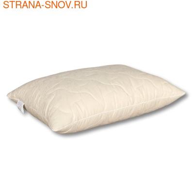 Подушка Лен Микрофибра 50х68 (фото, вид 1)
