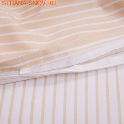 BL-01 SailiD постельное белье Сатин биколор евро (фото, вид 4)