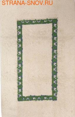 Коврик хлопковый Коронатекс Лето 50х80 (фото, вид 1)