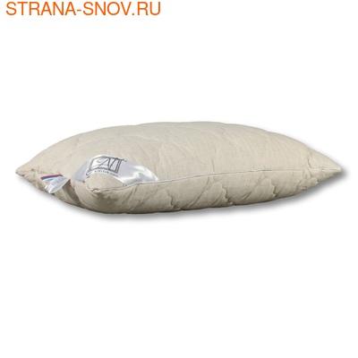 Подушка Лён Люкс Alvitek 50х68 (фото, вид 1)