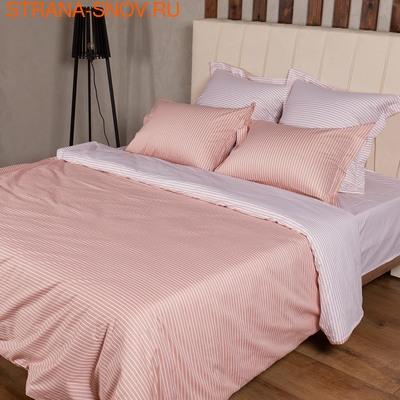 BL-06 SailiD постельное белье Сатин биколор 2-спальное (фото, вид 1)