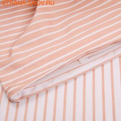 BL-06 SailiD постельное белье хлопок Сатин двухцветный 2сп (фото, вид 2)