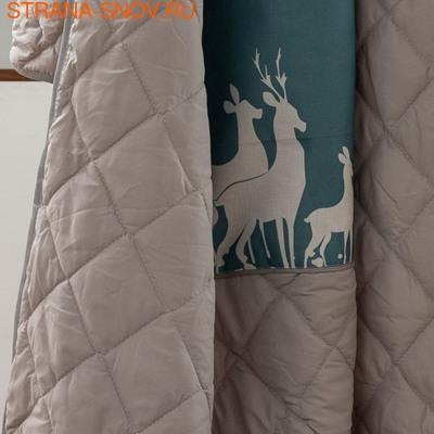 PA-3 SailiD Плед-подушка-одеяло 48х48/140х200 (фото, вид 3)