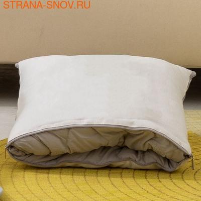 PB-1 SailiD Плед-подушка-одеяло 48х48/140х200 (фото, вид 2)