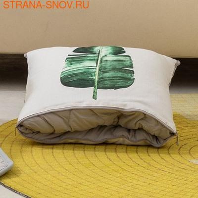 PC-4 SailiD Плед-подушка-одеяло 48х48/140х200 (фото, вид 1)