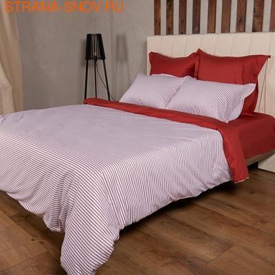 BL-11 SailiD постельное белье Сатин биколор 2-спальное (фото, вид 1)