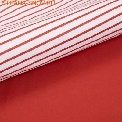 BL-11 SailiD постельное белье хлопок Сатин двухцветный 2сп (фото, вид 2)