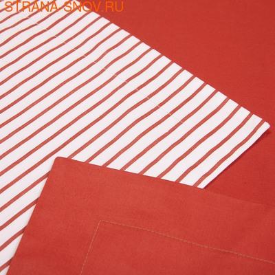 BL-11 SailiD постельное белье хлопок Сатин двухцветный 2сп (фото, вид 3)