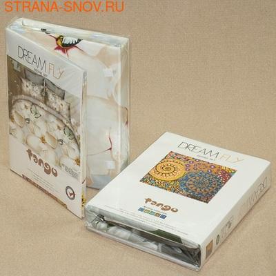 DF01-280 постельное белье микросатин Dream Fly 1,5-спальное (фото, вид 2)