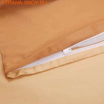 BL-26 SailiD постельное белье хлопок Сатин двухцветный 2сп (фото, вид 3)