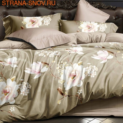 DF03-344 постельное белье микросатин Tango Dream Fly евро (фото)