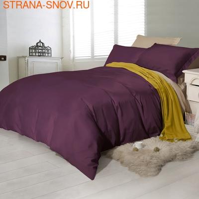 L-04 SailiD постельное белье Сатин Однотонный 2-спальное (фото)