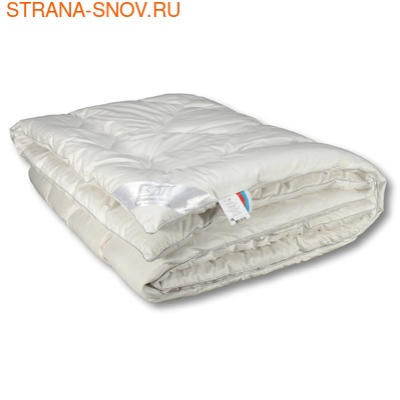 Одеяло козий пух Кашемир Alvitek классическое 140х205 (фото)