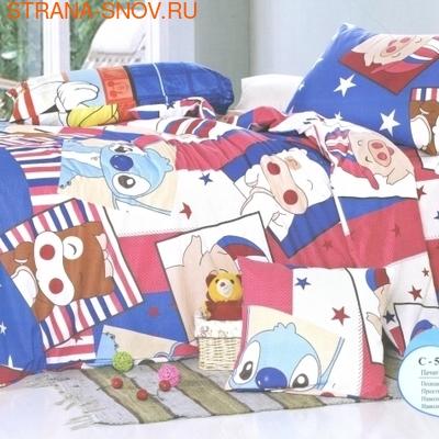 C-57 SailiD детское постельное белье поплин 1,5-спальное