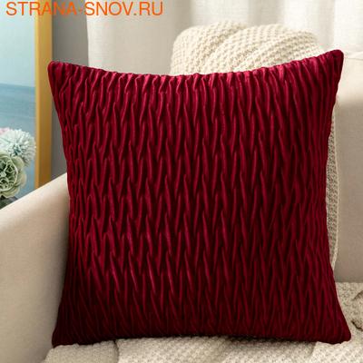 D-100 SailiD постельное белье Сатин Однотонный + вышивка Евростандарт (фото)