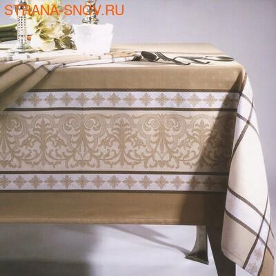 9040-05 скатерть хлопок жаккард Tango Verona 150х240 (фото)