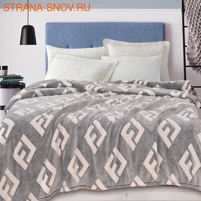 Одеяло Лебяжий пух сатин SN-Textile 200х220 всесезонное