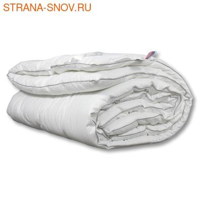 Одеяло Лебяжий пух Сатин АДАЖИО зимнее 140х205 (фото)