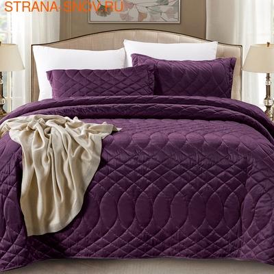 BL-26 SailiD постельное белье Сатин биколор 1,5-спальное (фото)