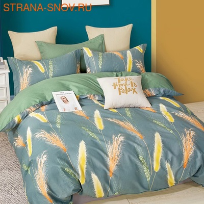 A-193 SailiD постельное белье Поплин 1,5-спальное (фото)