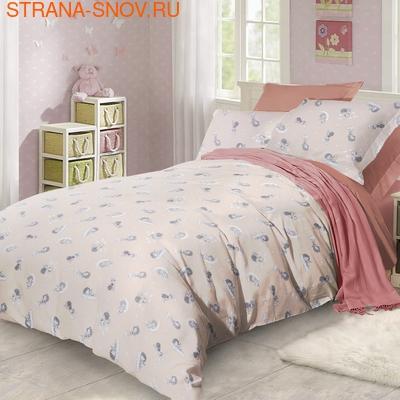 582 Экзотика постельное белье хлопок Поплин 1,5-спальное (фото)