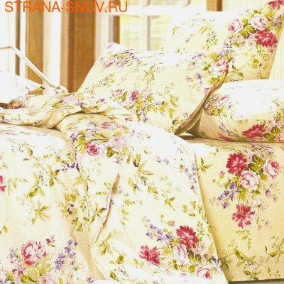 DF01-212 постельное белье микросатин Dream Fly 1,5-спальное (фото)