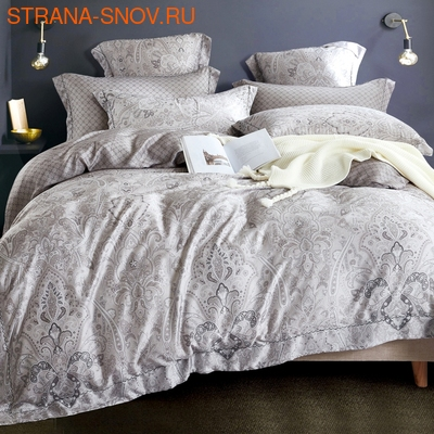 TT4-074 Tango постельное белье Тенсел Премиум 1,5сп (фото)
