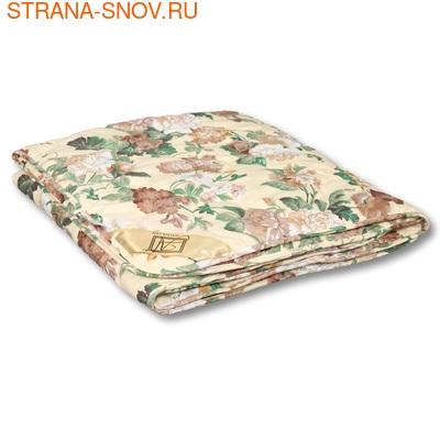 Одеяло овечья шерсть Модерато Стандарт всесезонное 140х205