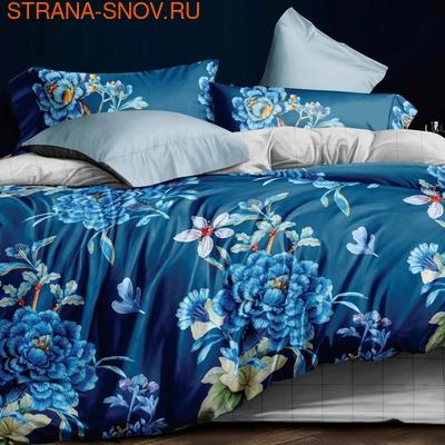 DF03-343 постельное белье микросатин Tango Dream Fly евро (фото)