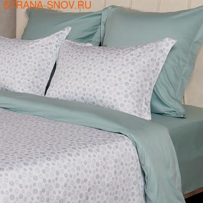 Постельное белье сатин в детскую кроватку Зайки (фото)