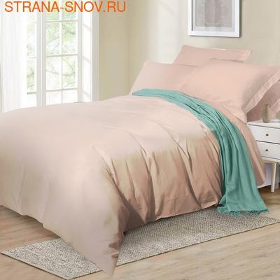 BL-43 SailiD постельное белье Сатин биколор 1,5-спальное (фото)