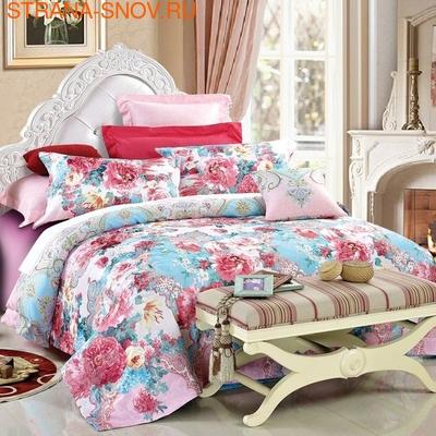MOMAE16 Tango постельное белье хлопок Фланель 1,5-спальное (фото)