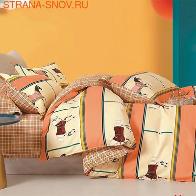 CS-05 Sailid детское постельное белье хлопок твил сатин 1,5-сп (фото)
