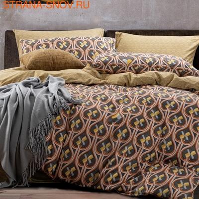 Arlet-005 постельное белье Сатин Жаккард 2-спальное (фото)