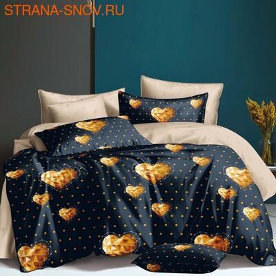 DF05-255-50 постельное белье микросатин Dream Fly семейное (фото)