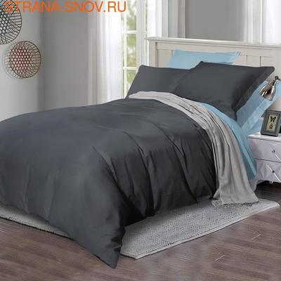 BL-50 SailiD постельное белье Сатин биколор семейное (фото)