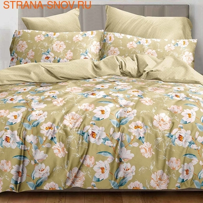 CLA-6-001 Альвитек постельное белье Soft Cotton Евростандарт (фото)