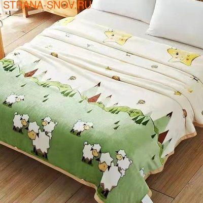 N-03 SailiD постельное белье Сатин Органик 2-спальное (фото)