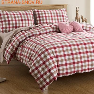 N-04 SailiD постельное белье Сатин Органик 2-спальное (фото)