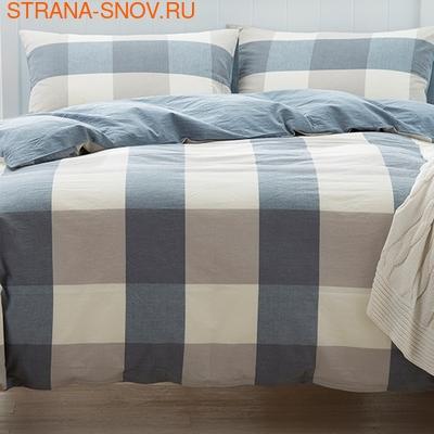 N-06 SailiD постельное белье Сатин Органик 2-спальное (фото)
