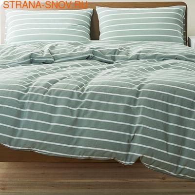 N-10 SailiD постельное белье Сатин Органик 2-спальное (фото)