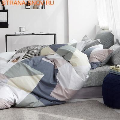 B-115 SailiD постельное белье Сатин 2-спальное (фото)