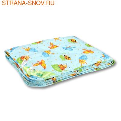 Одеяло детское холфит Светлячок 110х140 (фото)