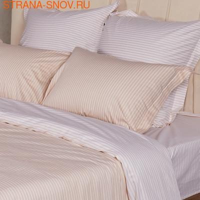 BL-01 SailiD постельное белье хлопок Сатин двухцветный евро (фото)