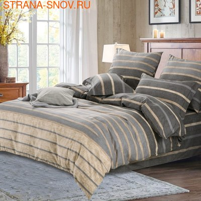 DF01-199 постельное белье микросатин Dream Fly 1,5-спальное (фото)